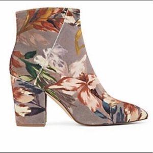 Nine West Savitra ankle boots!